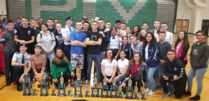 JROTC Wins Big at Air Force Championship