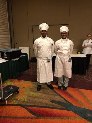 Rancho Culinary Teams Earn Silver and Bronze Medals in State Competition